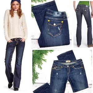 👖NWOT|•MEK•| New York Boot Cut Jeans 32x34👖